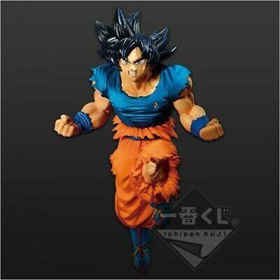 Kuji The Last One Dragonball Instinct Goku