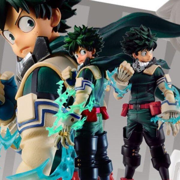 Kuji My Hero Academia Let's Begin